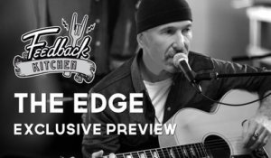 Feedback Kitchen - Mario Batali with The Edge (PREVIEW)