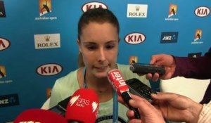 TENNIS - AUS (F) - Cornet : «Quelques regrets»