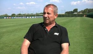 FOOT - L1 - MHSC - Courbis : On vise «entre la 3e et la 17e place»