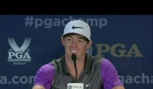 GOLF - USPGA - McIlroy : «Faire le Grand Chelem»