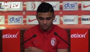 Football / Lille engage Boufal - 12/01