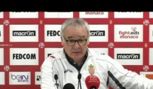 FOOT - L1 - ASM - Ranieri : «Ce match ne changera rien»