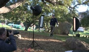 GOLF - Mag : Furyk, les coulisses du shooting