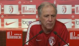 FOOT - L1 - LOSC - Girard : «De l'application, de la concentration»