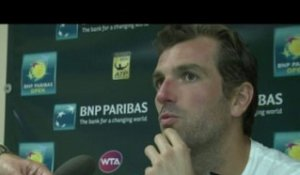 TENNIS - INDIAN WELLS - Benneteau : «Un pantin désarticulé»