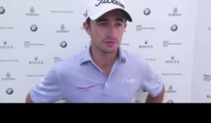 Golf - EPGA : Gary Stal, la réaction