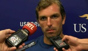 TENNIS - US OPEN - 1er tour - Benneteau: « De la déception »