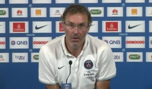 FOOT - L1 - PSG - Blanc : «Saint-Etienne, une place forte du football»