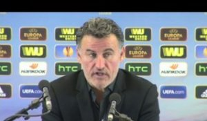 FOOT - C3 - Galtier : «On a su revenir au score»
