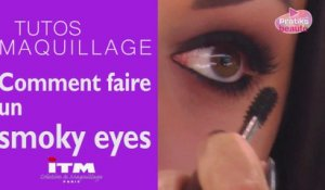 Maquillage - Comment faire un smoky eyes