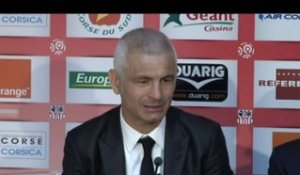 FOOT - L1 - ACA - Ravanelli : «Faire quelque chose d'important»