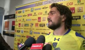 RUGBY - TOP 14 - ASM - Bardy : «On a eu de la chance !»