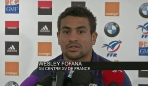 RUGBY - XV de France : Indispensable Wesley Fofana