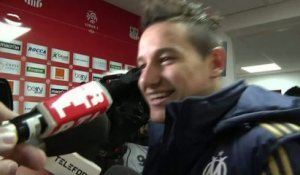 FOOT - L1 - OM - Thauvin : «On a tué le match !»