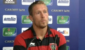 RUGBY - CE - RCT - Wilkinson : «Un vrai plaisir»