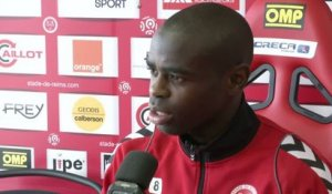 FOOT - L1 - SR - Oniangue : «On a plus de confiance»