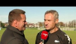 RUGBY - TOP 14 : Quand Cali rencontre Christophe Deylaud
