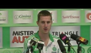 ASSE - Clerc : «Ne pas se faire distancer»