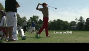 Golf - PGA/EPGA : les as de 2013
