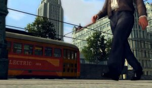 Trailer - L.A. Noire (Gameplay N°1)