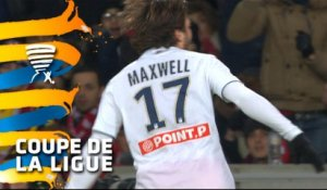 But MAXWELL (27ème) / LOSC Lille - Paris Saint-Germain (0-1) - (LOSC - PSG) / 2014-15