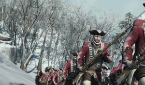 Trailer - Assassin's Creed 3 (Connor's Gameplay Trailer)