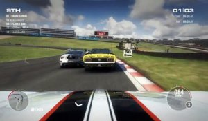 Extrait / Gameplay - GRID 2 (Gameplay - Brands Hatch)