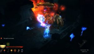 Trailer - Diablo 3: Ultimate Evil Edition (Gameplay et Graphismes PS4)