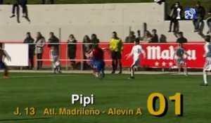 "Real Madrid wonderkid Takuhiro Nakai ""Pipi"" golazo against Atlético"