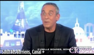 Thierry Ardisson tacle Cyril Hanouna et Nabilla