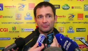 RUGBY - TOP 14 - ASM - Azéma : «Une grosse performance collective»