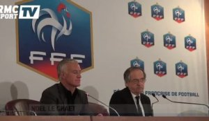 Football / Prolonger Deschamps, une bonne idée ? 12/02