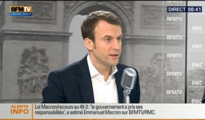 Bourdin Direct: Emmanuel Macron - 18/02