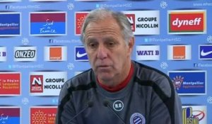 MHSC - Hilton incertain face au PSG
