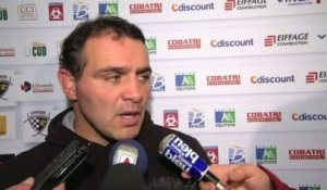 Rugby - Top 14 : Ibanez n'insiste pas mais...
