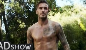 Sexy David Beckham's body exposed!