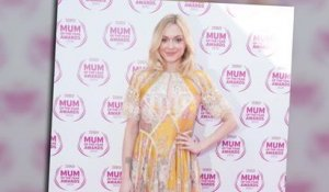 Ferne Cotton, enceinte, est aux Tesco Mum Of The Year Awards