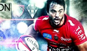 Trailer Toulon - Brive - TOP14 J19 - 7 Mars 2015