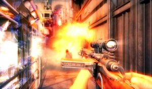 Wolfenstein : the Old Blood : trailer d'annonce