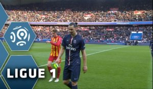 Paris Saint-Germain - RC Lens (4-1)  - Résumé - (PSG-RCL) / 2014-15
