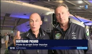Solar Impulse 2 a pris son envol