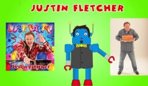 Justin Fletcher - Pass The Parcel
