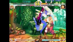 Phantomile joue à Street Fighter III : Third Strike (19/03/2015 17:07)