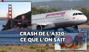 Crash d'un A320 en France: Ce que l'on sait