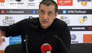 "Rugby / Six Nations - Boudjellal : ""Quand on se prend 55 pions, on tire la gueule"" 24/03"