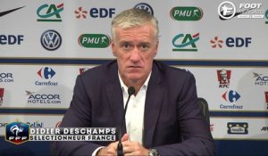 EdF : la réaction de Deschamps
