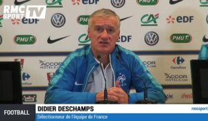 "Football / Deschamps : ""On est encore perfectibles"" 28/03"
