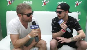 Ultra 2015: Morgan Page Interview