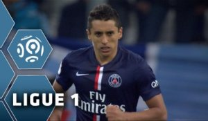 But MARQUINHOS (49ème) / Olympique de Marseille - Paris Saint-Germain (2-3) - (OM - PSG) / 2014-15