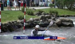 Course n°1 Pau 2015 Kayak Homme (REPLAY)